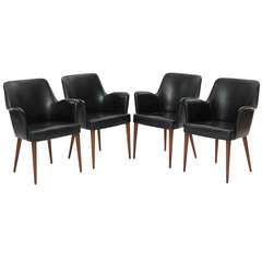 Arm Chairs by Bertha Schaefer