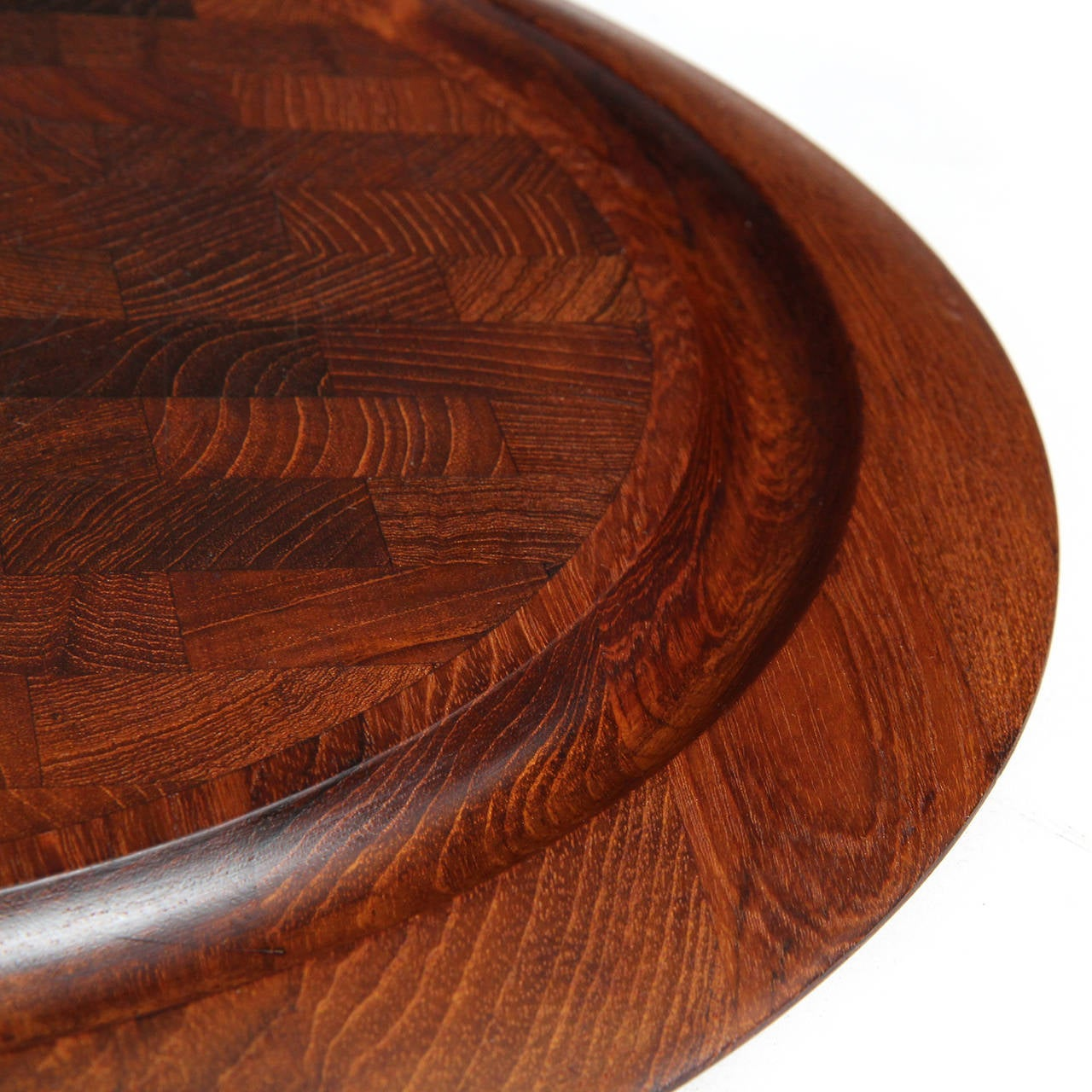 Mutenye Cheese Board by Jens Quistgaard In Good Condition For Sale In Sagaponack, NY