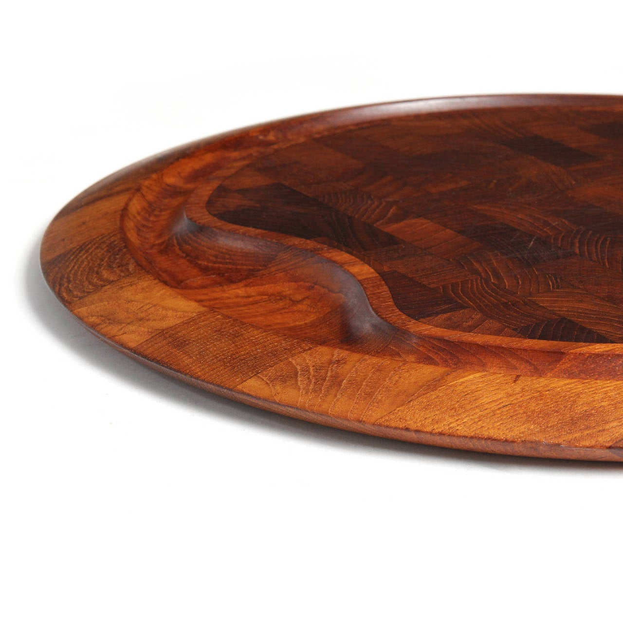 Scandinavian Modern Mutenye Cheese Board by Jens Quistgaard For Sale