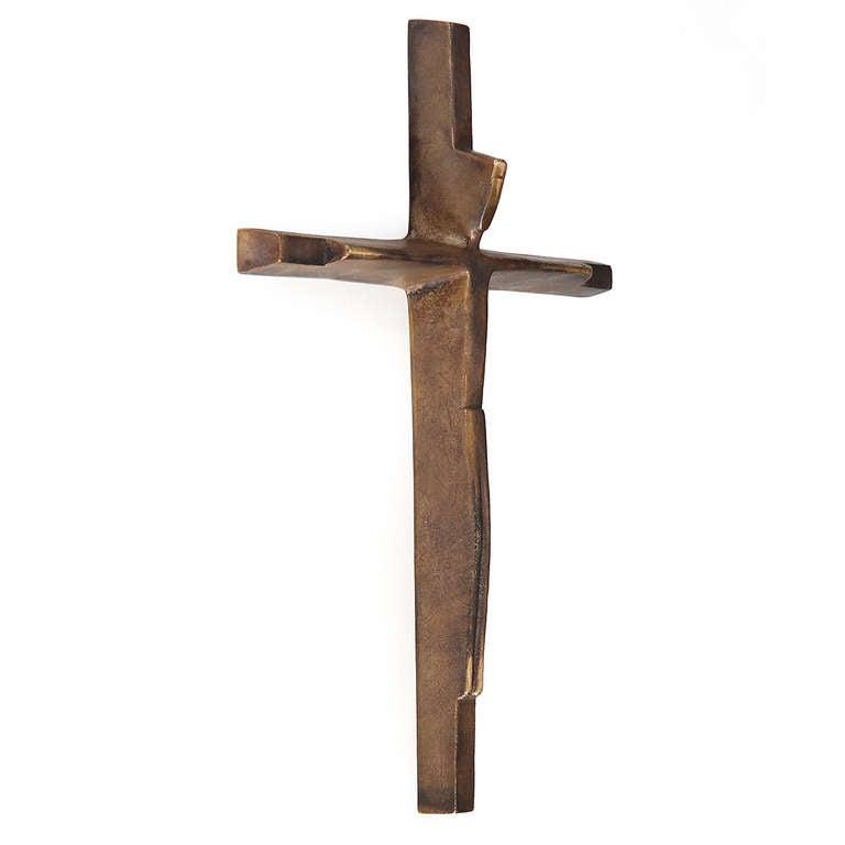 Modernist Crucifix At 1stdibs