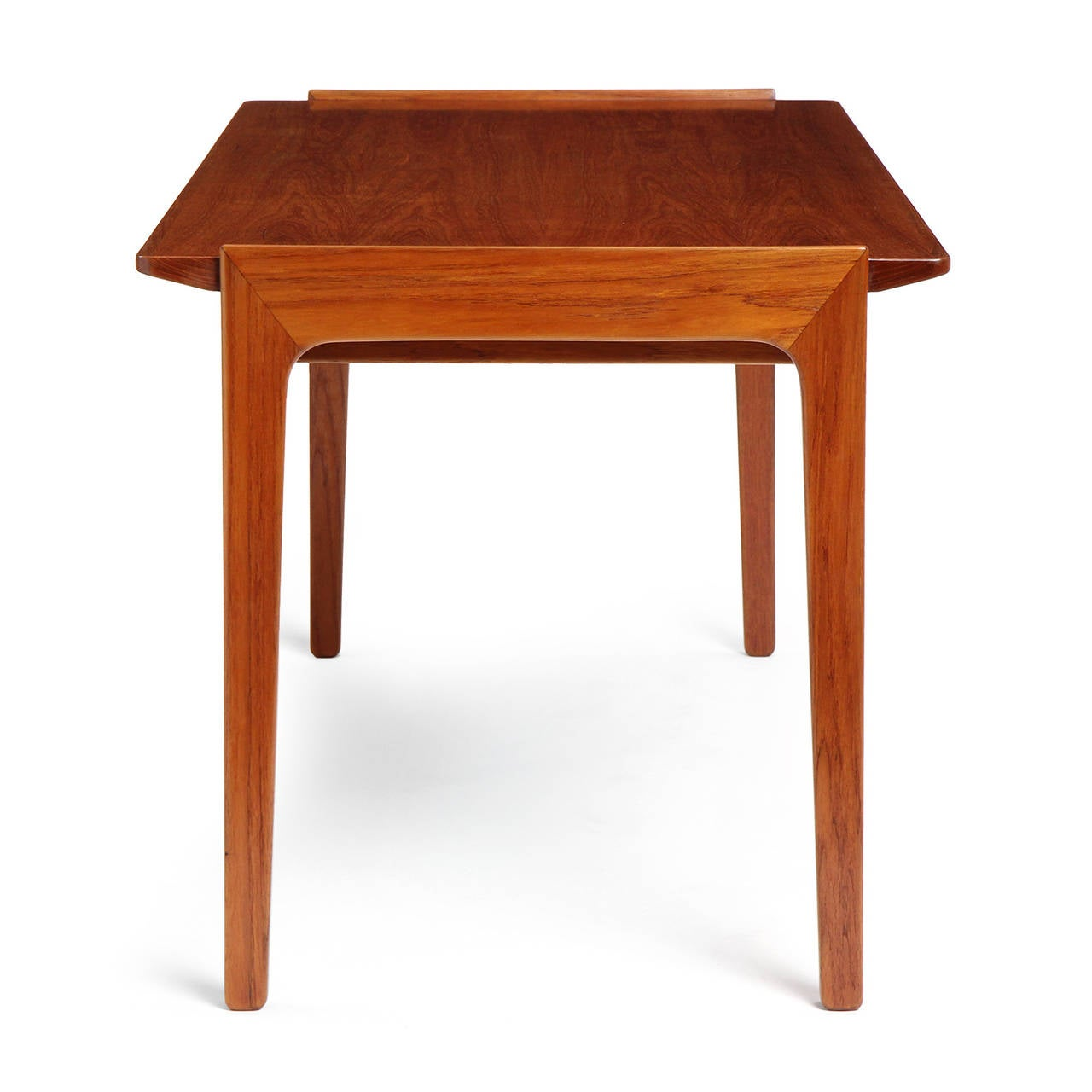 Mid-20th Century Teak Writing Desk by Tove & Edvard Kindt-Larsen For Sale