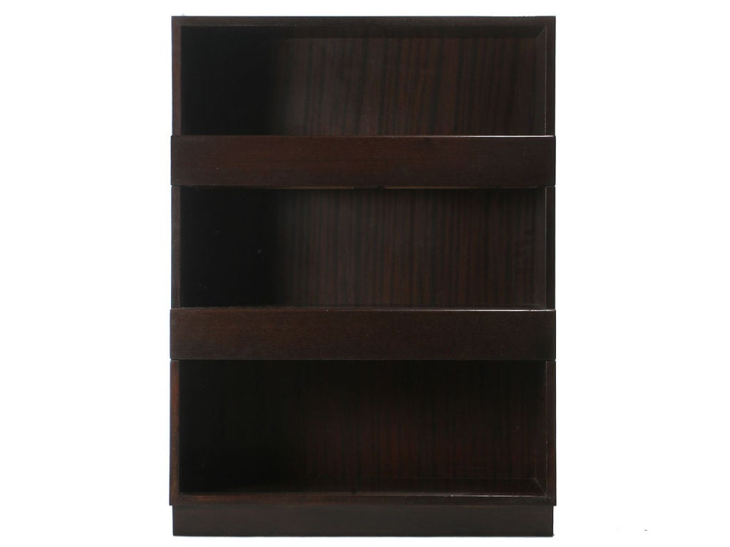 Drawer And Open Shelf Cabinet Edward Wormley Stdibs