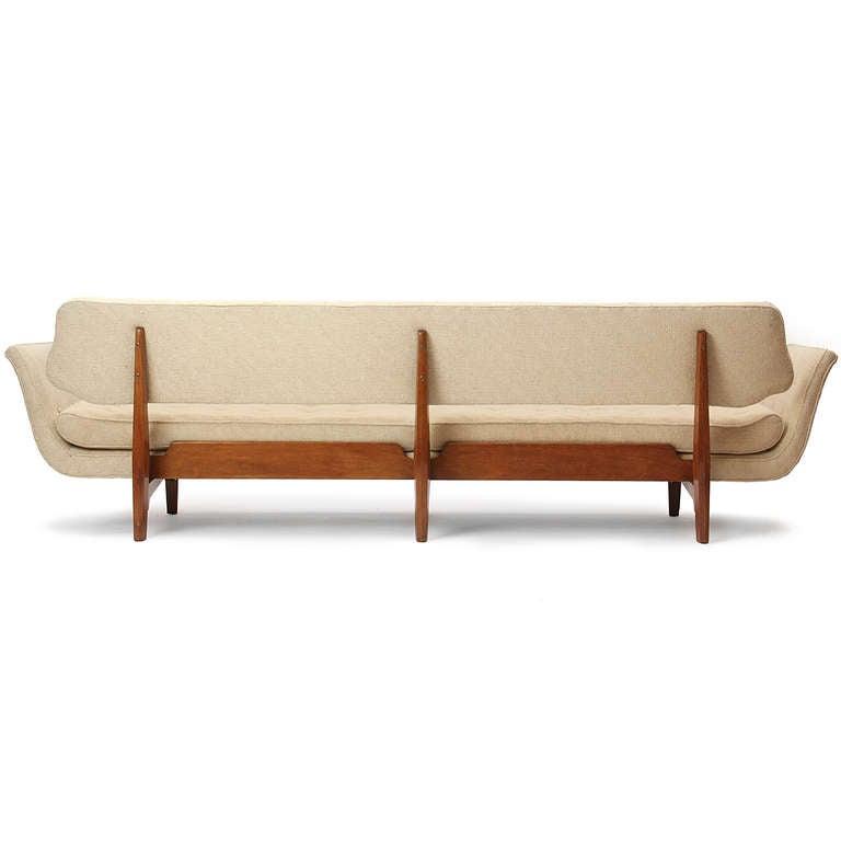 Gondola Sofa By Edward Wormley at 1stdibs