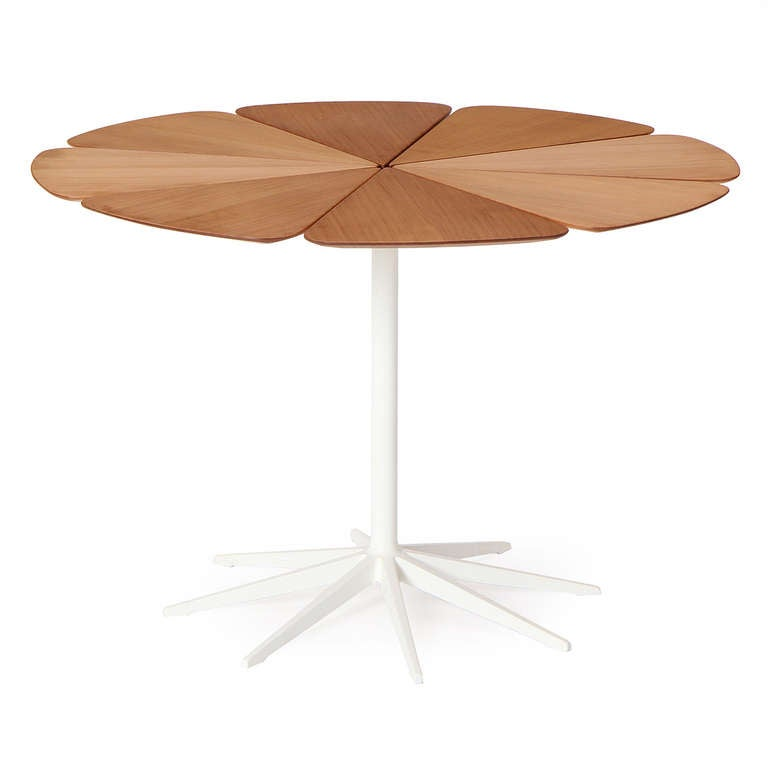 American 'Petal' Dining Table by Richard Schultz for Knoll For Sale