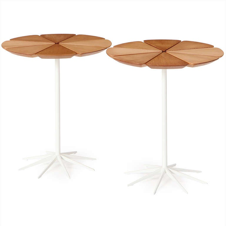 Pine Top Petal Table By Richard Shultz For Sale At 1stdibs