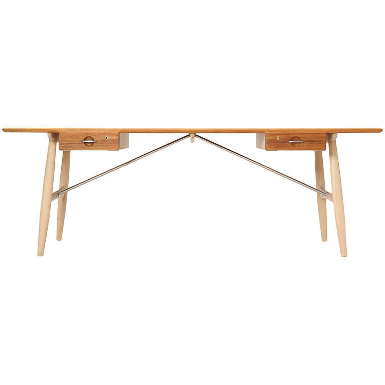 Architect S Desk By Hans J Wegner
