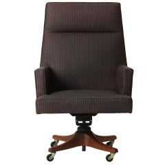 Executive Desk Chair by Edward Wormley