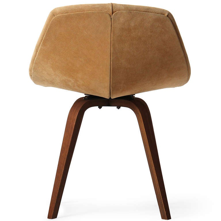 Vanity Stool By George Mulhauser At 1stdibs