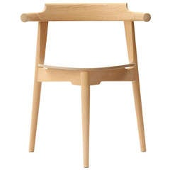 Stackable Three-Legged Chair by Hans J. Wegner