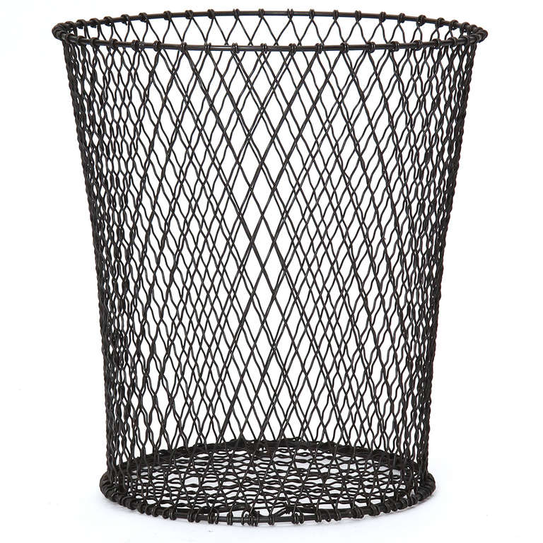 Wire Waste Paper Basket Unique With Wire Wastepaper Basket Image