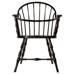 Steel Windsor Armchair by Simmons