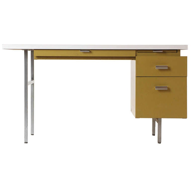 Office Desk By George Nelson