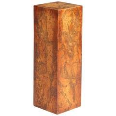 Cork Pedestal