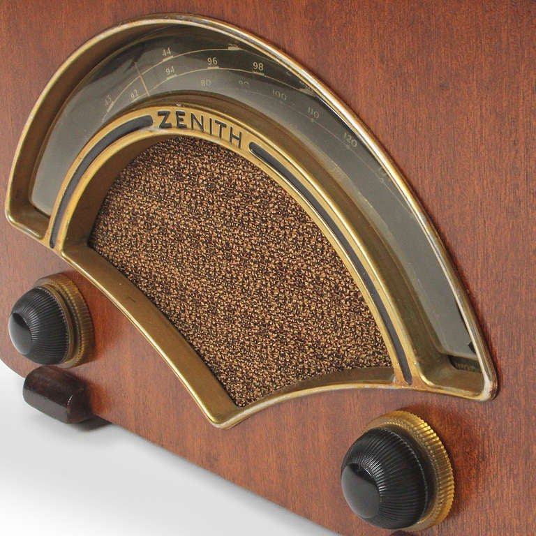 Zenith Radio By Charles And Ray Eames 4
