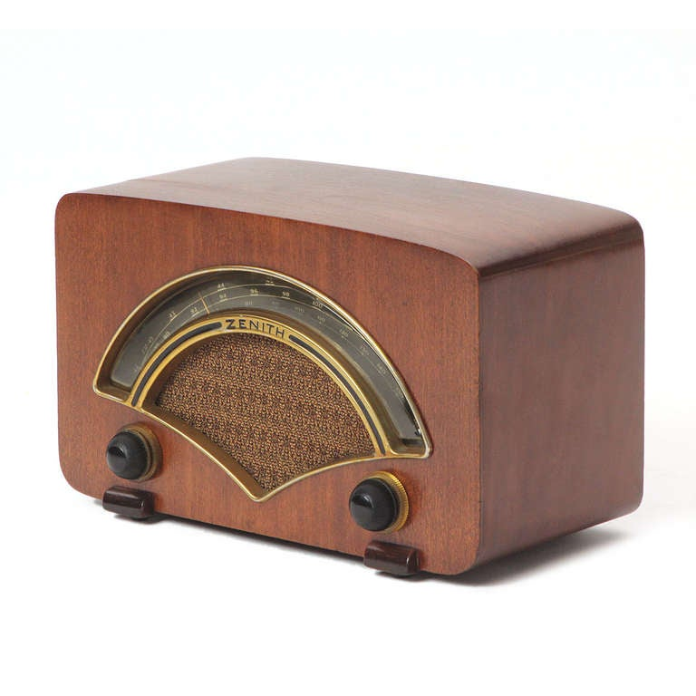 Zenith Radio By Charles And Ray Eames 2