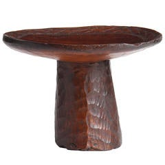 Senufo Carved Tribal Table