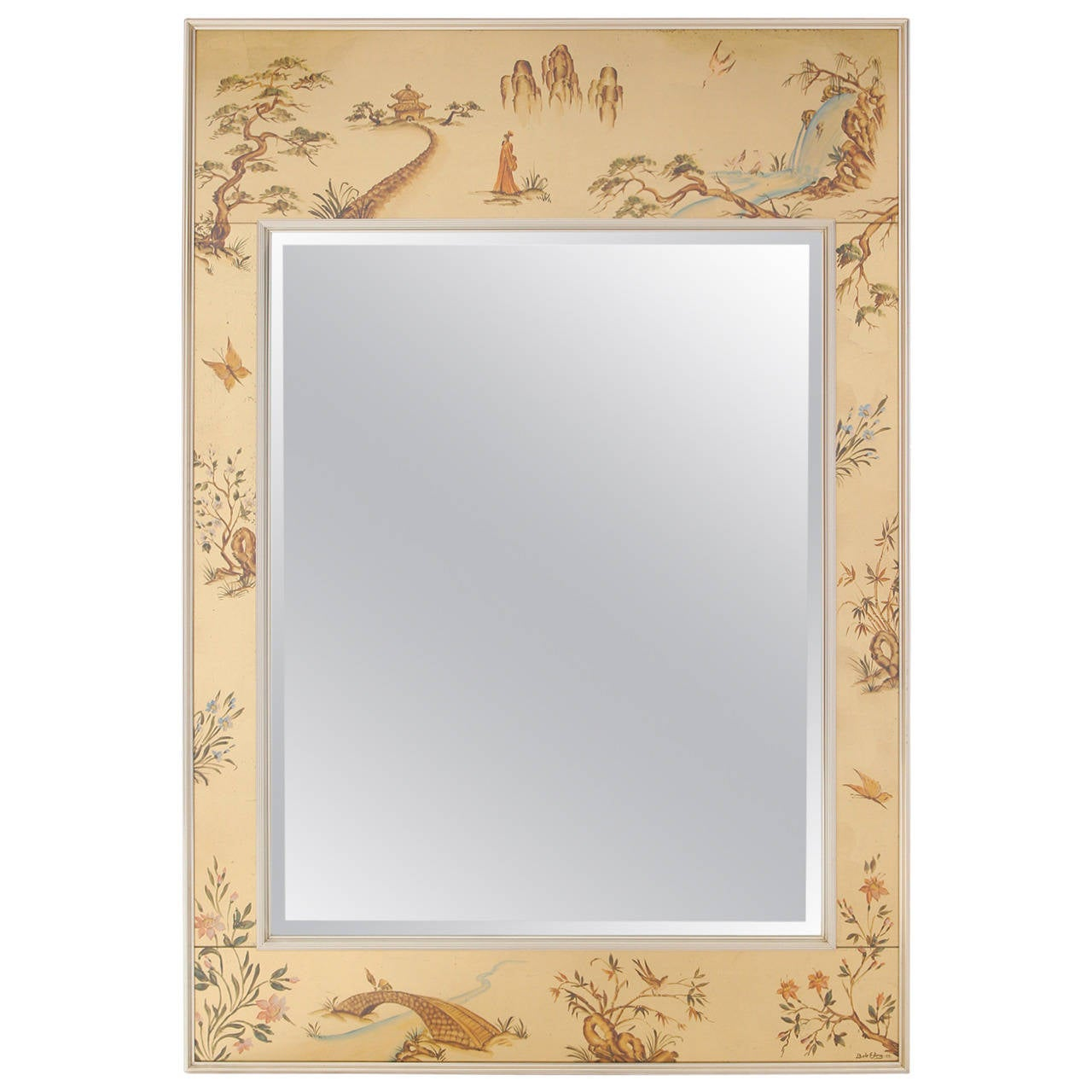 Wall Mirror by LaBarge