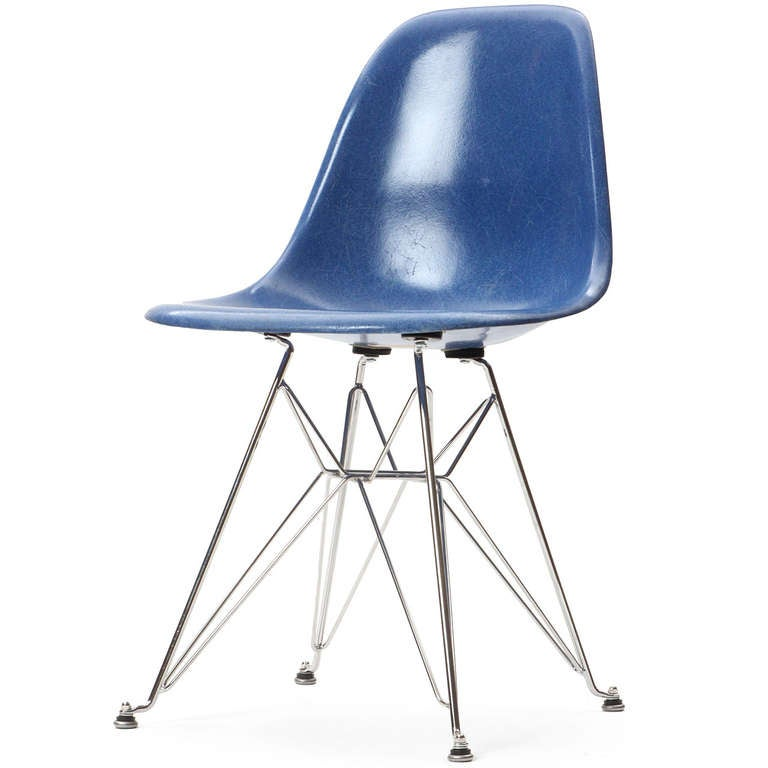 Eiffel tower chairs by charles and ray eames at 1stdibs for Eiffel chair de charles eames