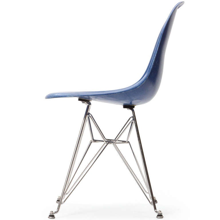 Eiffel Tower Chairs By Charles And Ray Eames At 1stdibs