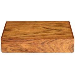 Rosewood Box by Alfred Klitgaard