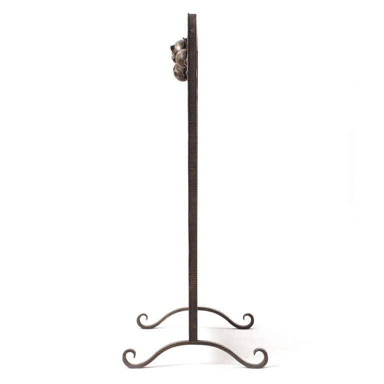 Art Deco Fire Screen For Sale At 1stdibs