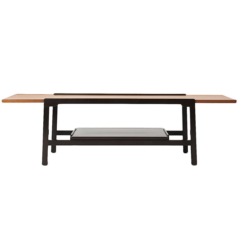 Low Table or Bench by Edward Wormley For Sale at 1stdibs