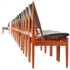 The Egyptian Chair By Finn Juhl