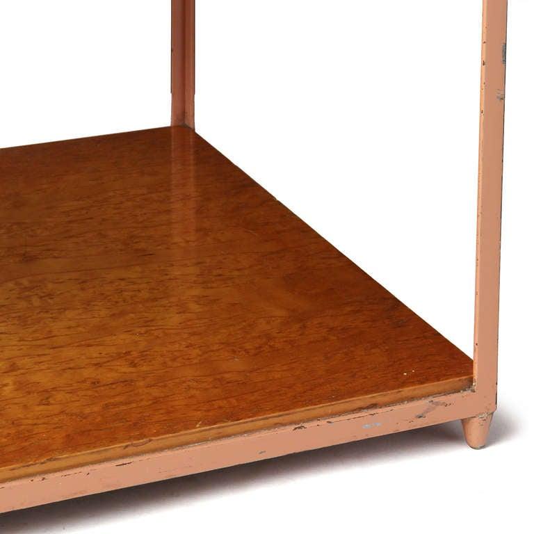Burl Birch Shelf Unit For Sale 3