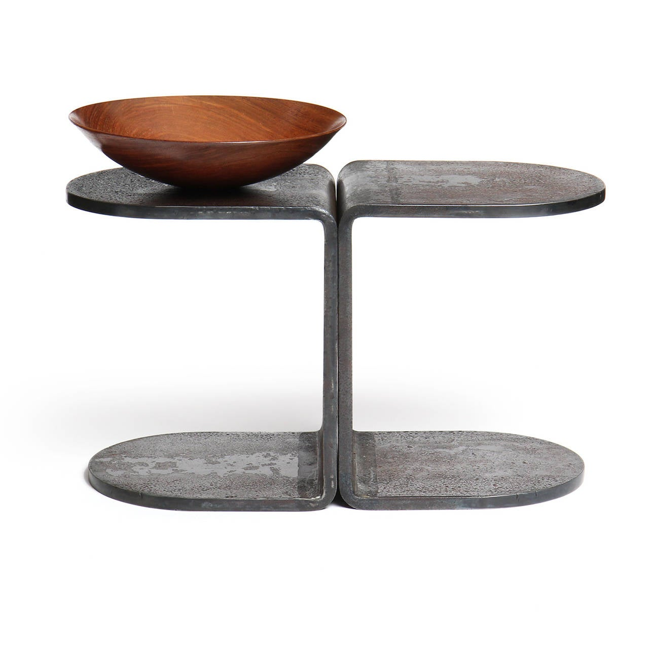 American Side Tables by WYETH For Sale