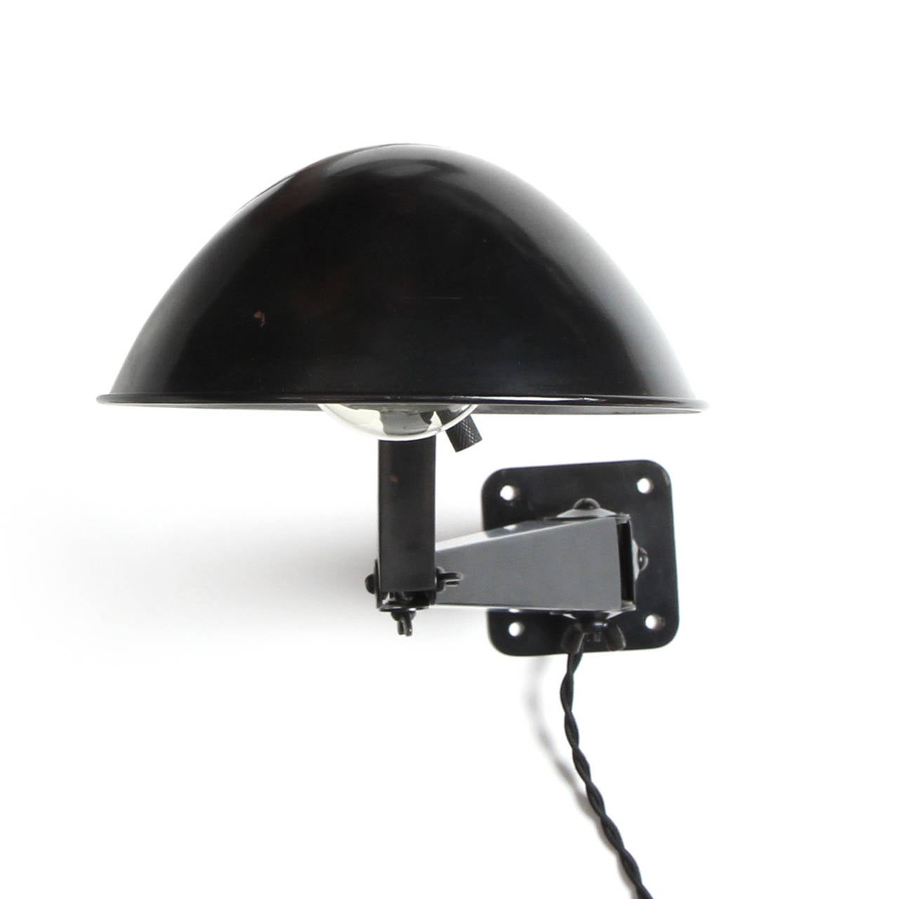Wall Lamps Industrial : Industrial Articulated Wall Lamps For Sale at 1stdibs