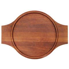 Teak Platter by Jens Quistgaard