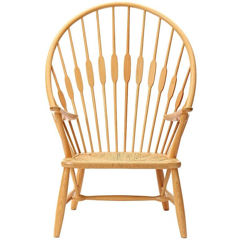 Peacock Chair by Hans Wegner 1