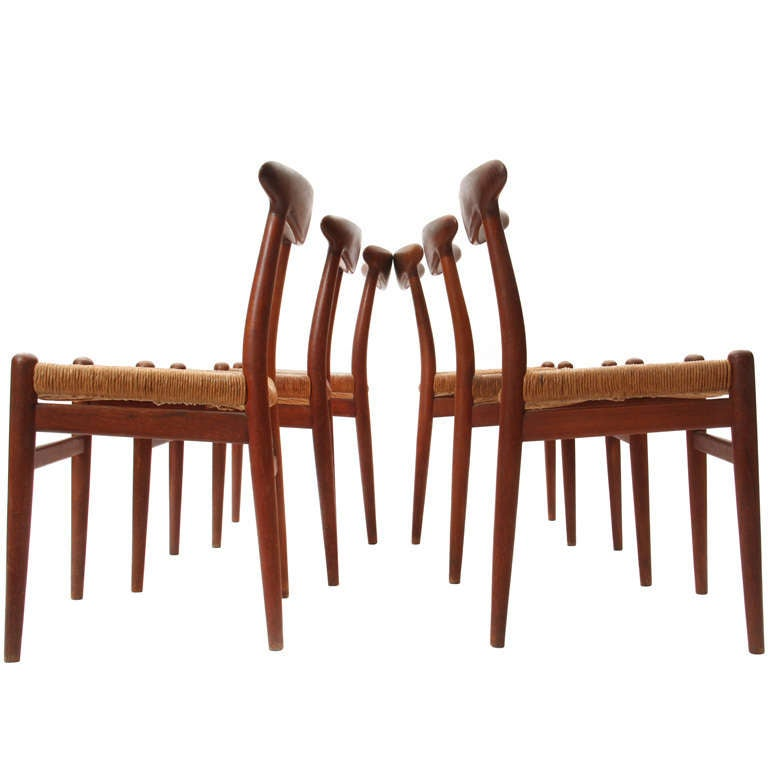 Dining Chairs by Hans Wegner