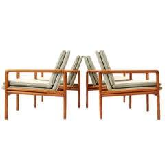 Lounge Chair by Ward Bennett