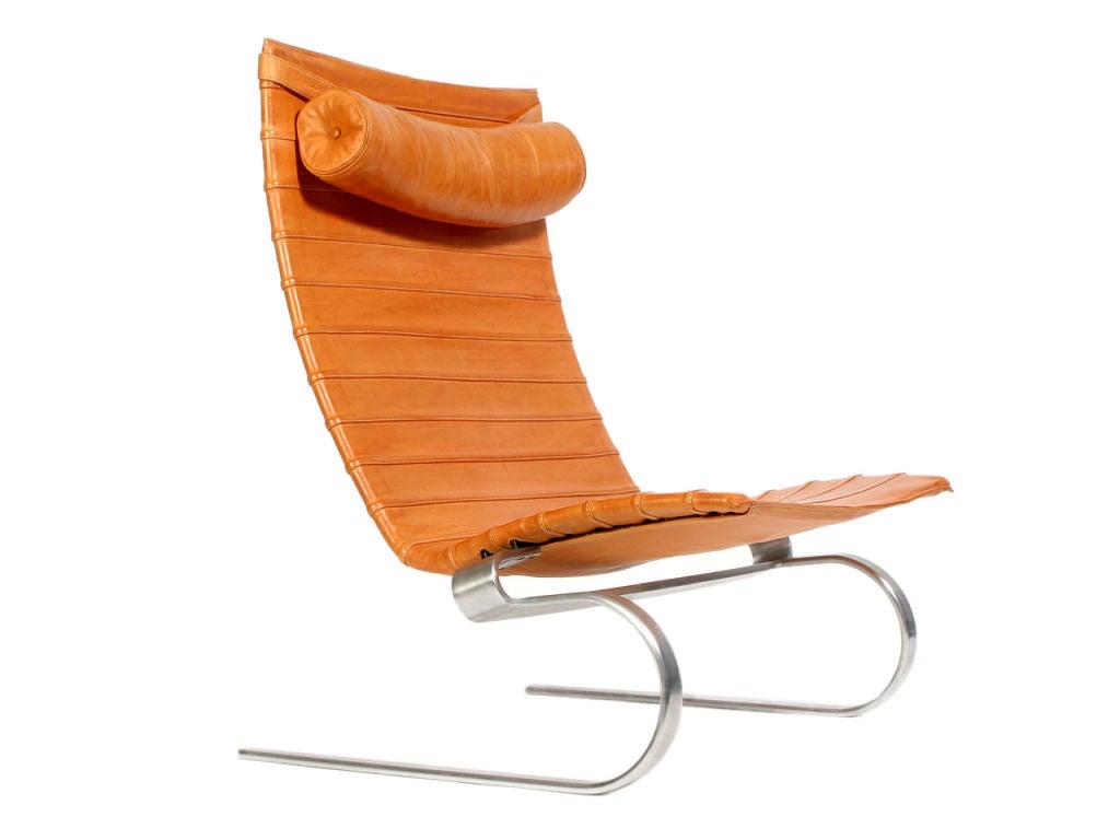 PK20 Easy Chair By Poul Kjaerholm At 1stdibs