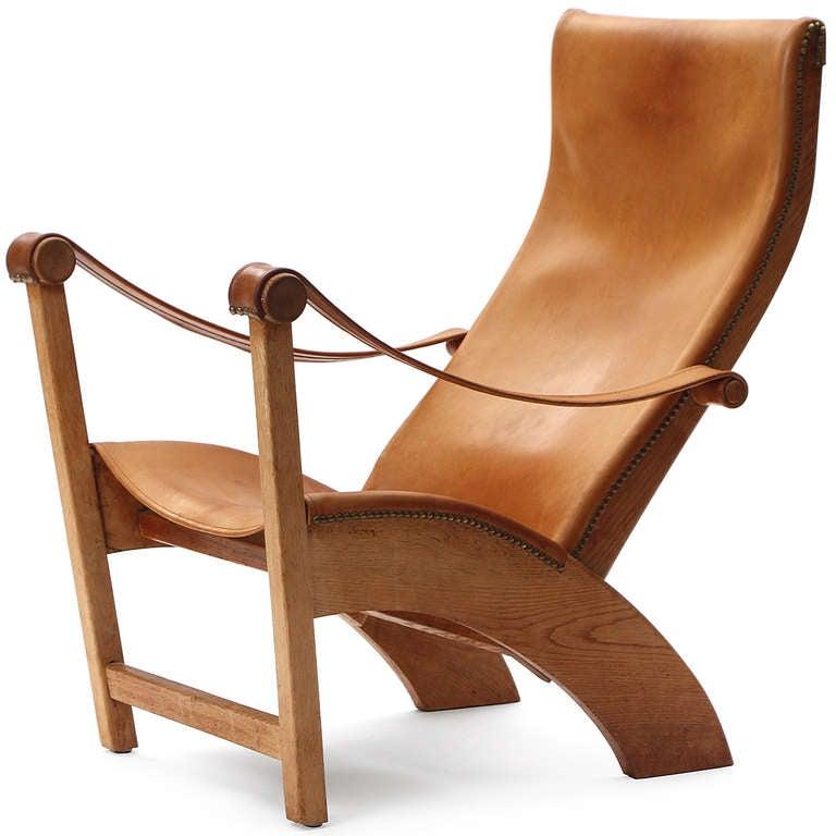 Copenhagen Chair By Mogens Voltelen 3
