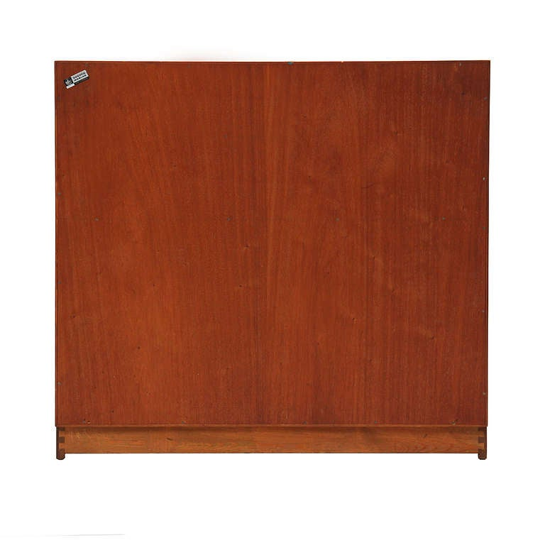 Danish Modular Dresser by Hvidt and Molgaard For Sale