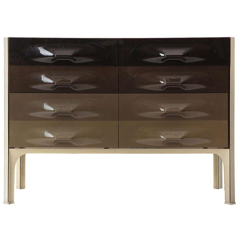 Dresser By Raymond Loewy at 1stdibs