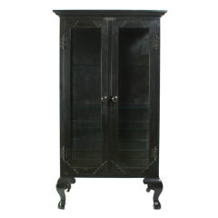 Cast Iron and Steel Industrial Cabinet thumbnail 1