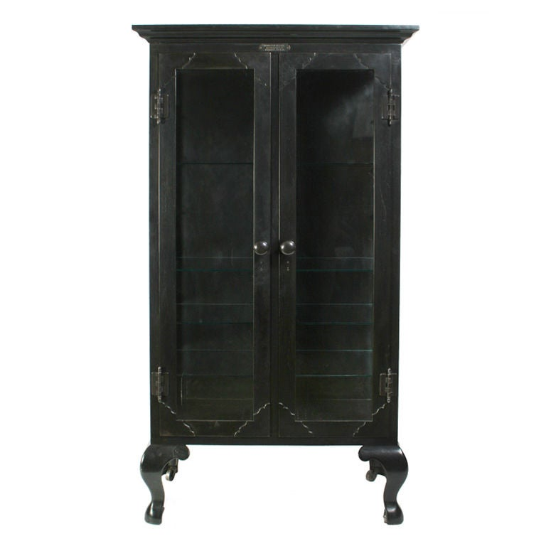 Cast Iron and Steel Industrial Cabinet