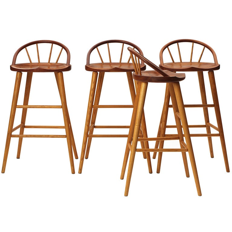 Bowback Stool By Thomas Moser For Sale At 1stdibs