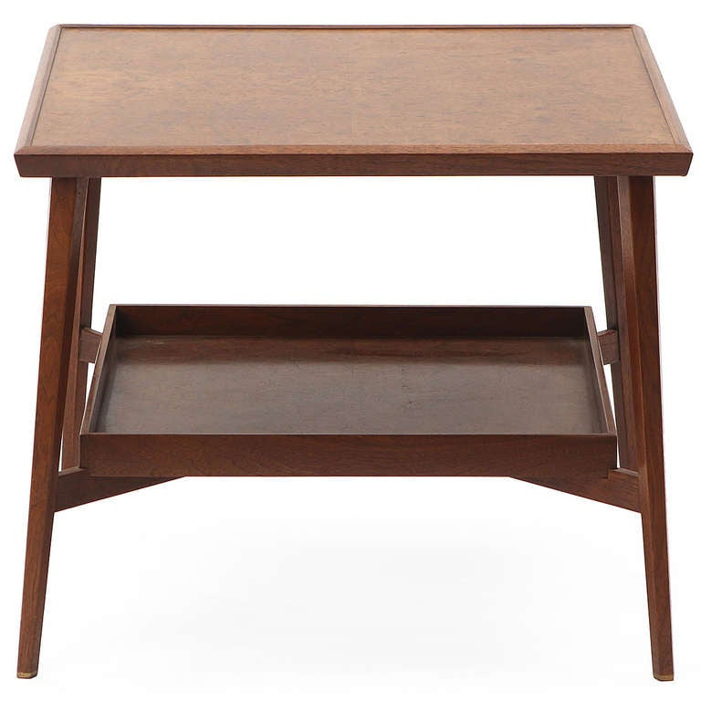 End Table by Edward Wormley