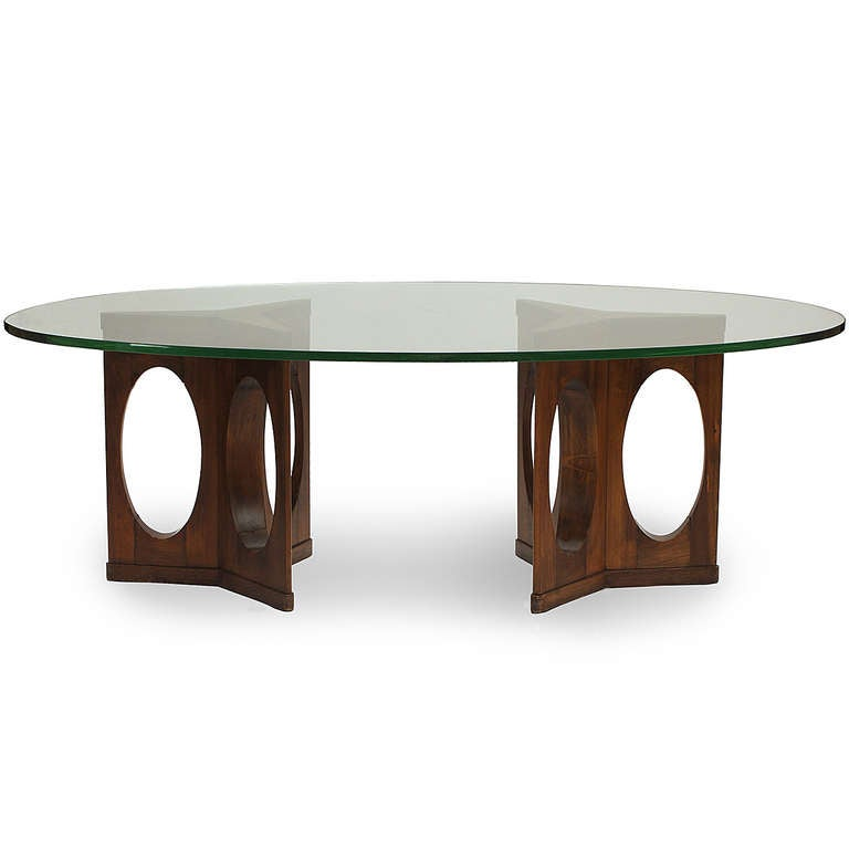 Mid-Century Modern Dining or Conference Table For Sale
