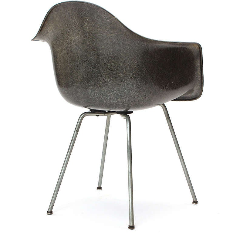 American DAX Armchair by Charles & Ray Eames For Sale