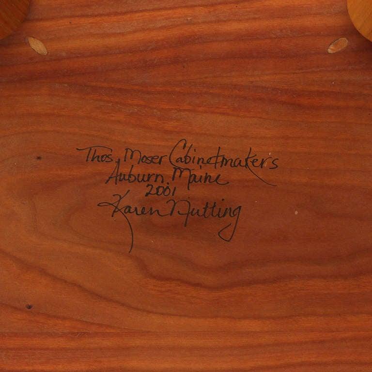 Bowback Stool by Thomas Moser 10