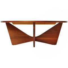 Butterfly Low Table by George Nakashima