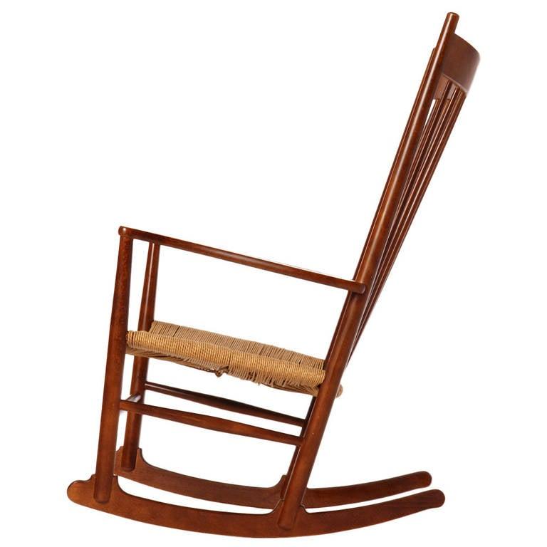 Shaker Rocking Chair By Hans J Wegner For