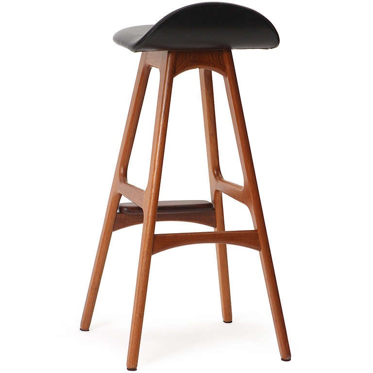 Stools By Erik Buch For Sale At 1stdibs