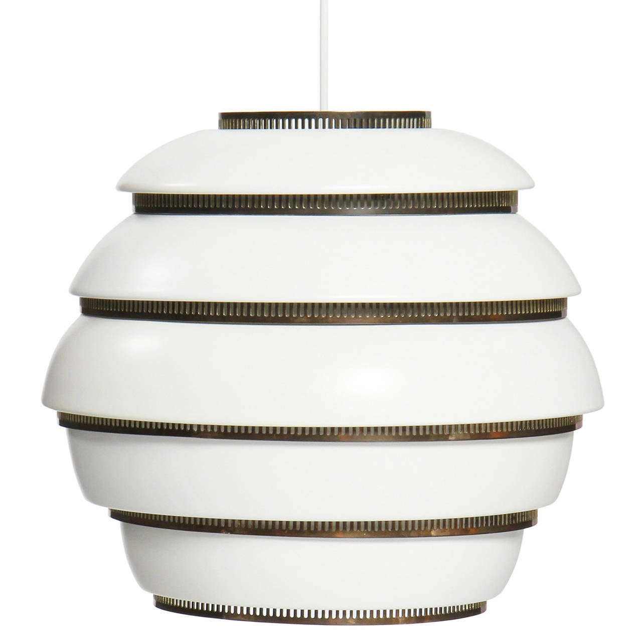 Ceiling Lamp by Alvar Aalto For Sale