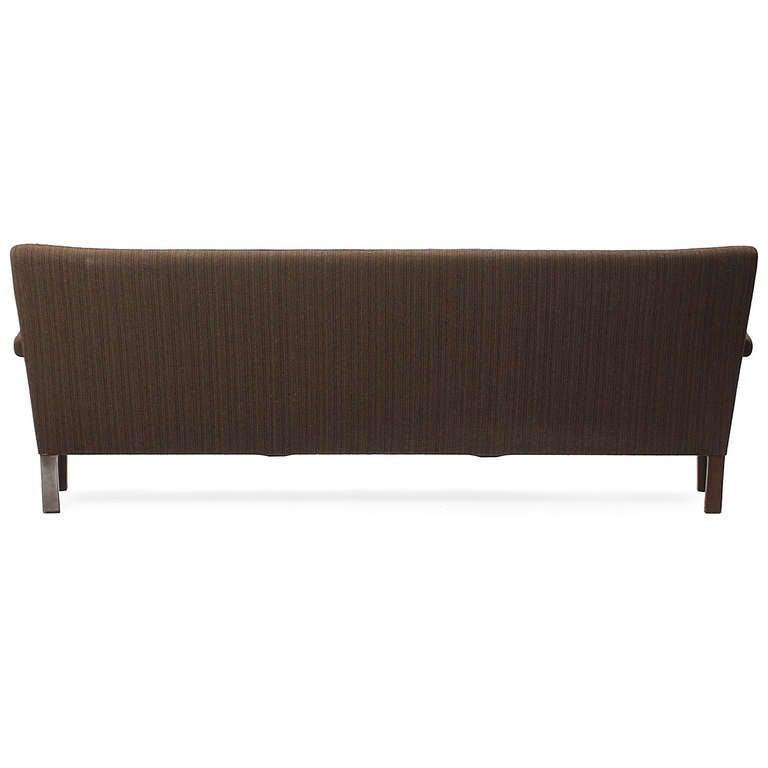 Roll Arm Sofa by Hans J. Wegner 4